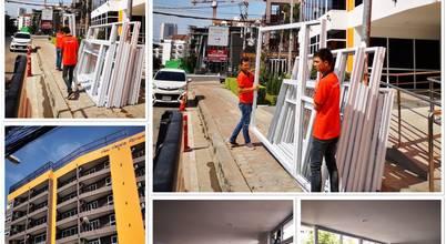 ร้าน  ชัยดล ยูพีวีซี พัทยา  ประตู - หน้าต่าง upvc