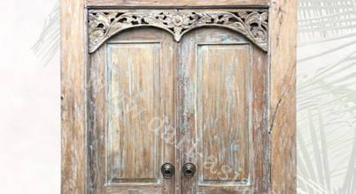 Dari Asia antike Türen