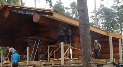 Медвежий лог - дома из кедра