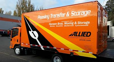 Peasley Moving & Storage