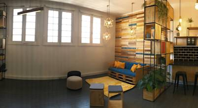 Vetas  · Diseño Mobiliario