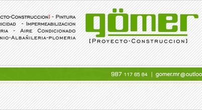 GOMER [Mantenimiento & Construccion]