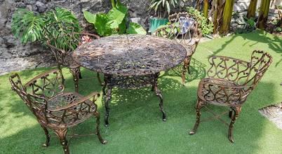 Muebles Para Jardín Avila