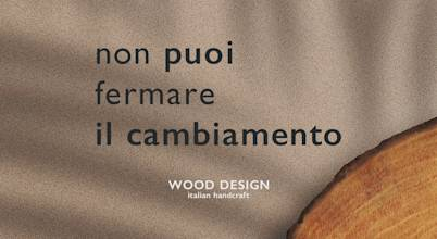 Wood Design Italian Handcraft