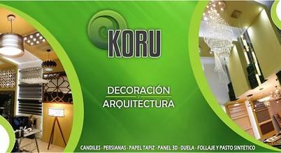 KORU Decoracion y Arquitectura