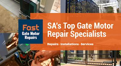 Fast Gate Motor Repairs Fourways