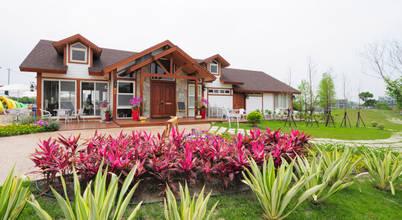 居林木構建築|木屋設計|木屋建造|木屋保養|整體規劃設計營建|歡迎email聯繫