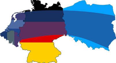 Busy do Belgii, Holandii i Niemiec
