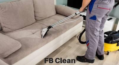 FB Clean Limpeza de Sofá