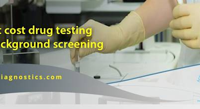 Accuracy First Diagnostics Drug Testing