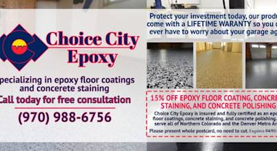 Choice City Epoxy