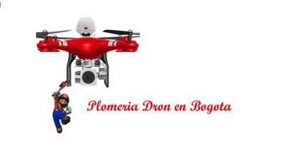 plomera dron en bogota