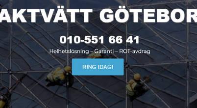 Taktvätt Göteborg
