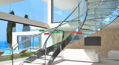 Italian Fashion Stairs