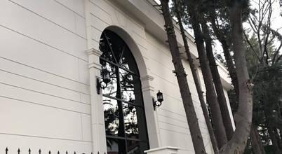 Bariboğlu Yapı - Dekoratif Dış Cepheler