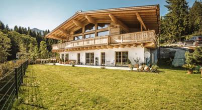 Chiemgauer Holzhaus