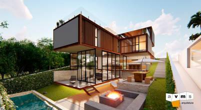 AVMS Arquitetura
