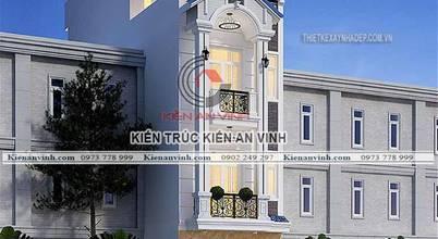 Cong Ty Tu Van Thiet Ke Nha Biet Thu Đep Tai TP. HCM