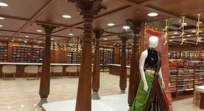 Indian Antiques Pillars