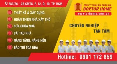 Cong ty TNHH Sua chua nha Doctor Home