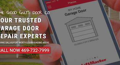 The Good Guys Garage Door Repair Dallas TX
