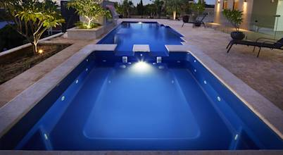 Tanzanite Pools