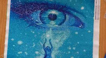 Diamond Painting, uma nova forma de arte