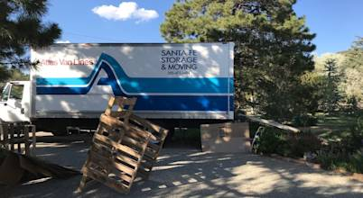 Santa Fe Storage & Moving