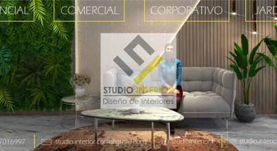 Studio Interior - Diseño de Interiores