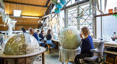 Bellerby and Co Globemakers