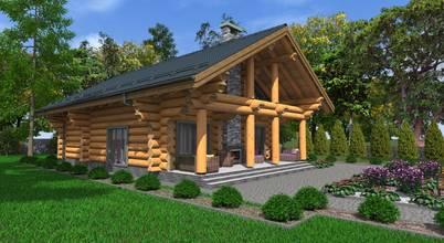 Holzbau Rustikal