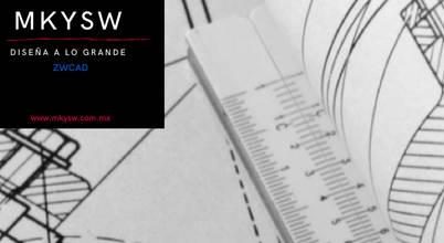 Mkysw +  ZWCAD Sistemas de Diseño CAD