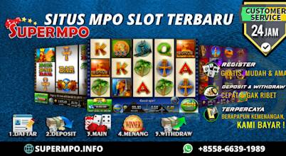 Situs QQ Slot Online Terbaru Supermpo