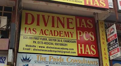 Divine IAS Academy - Best IAS Coaching in Chandigarh