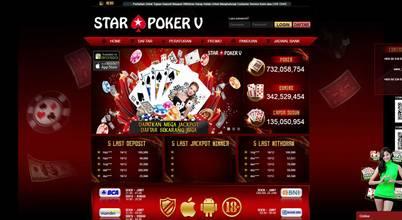 Starpokerv Agen Poker Online Terpercaya