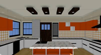 royal kitchen interior