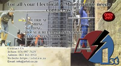 A 1st Electrical & Maintenance