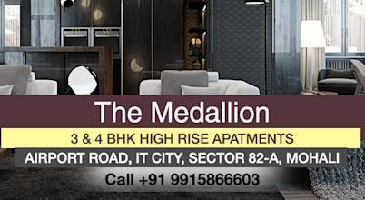 The Medallion Mohali