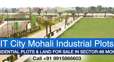 IT City Mohali Industrial Plots