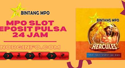 Situs Judi Mpo Slot Online 24 Jam Terbaru 2021 Bintang Mpo
