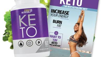 Strive Nutrition Keto Reviews