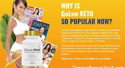 GoLow Keto Reviews