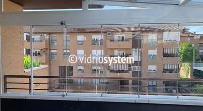 VidrioSystem Fábrica Cortinas de Cristal para Cerramientos de Terrazas