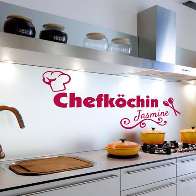 Cocina de estilo translation missing: es.style.cocina.moderno de K&L Wall Art