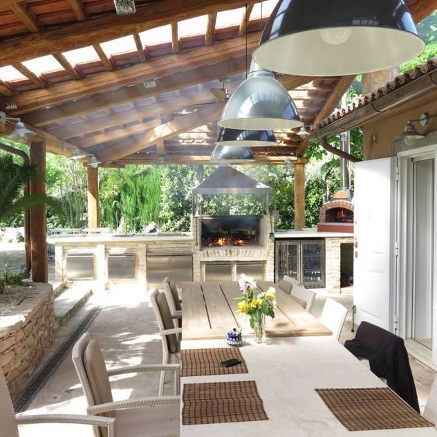 Ideas 10 quinchos para construir y disfrutar en casa for Casa moderna quincho