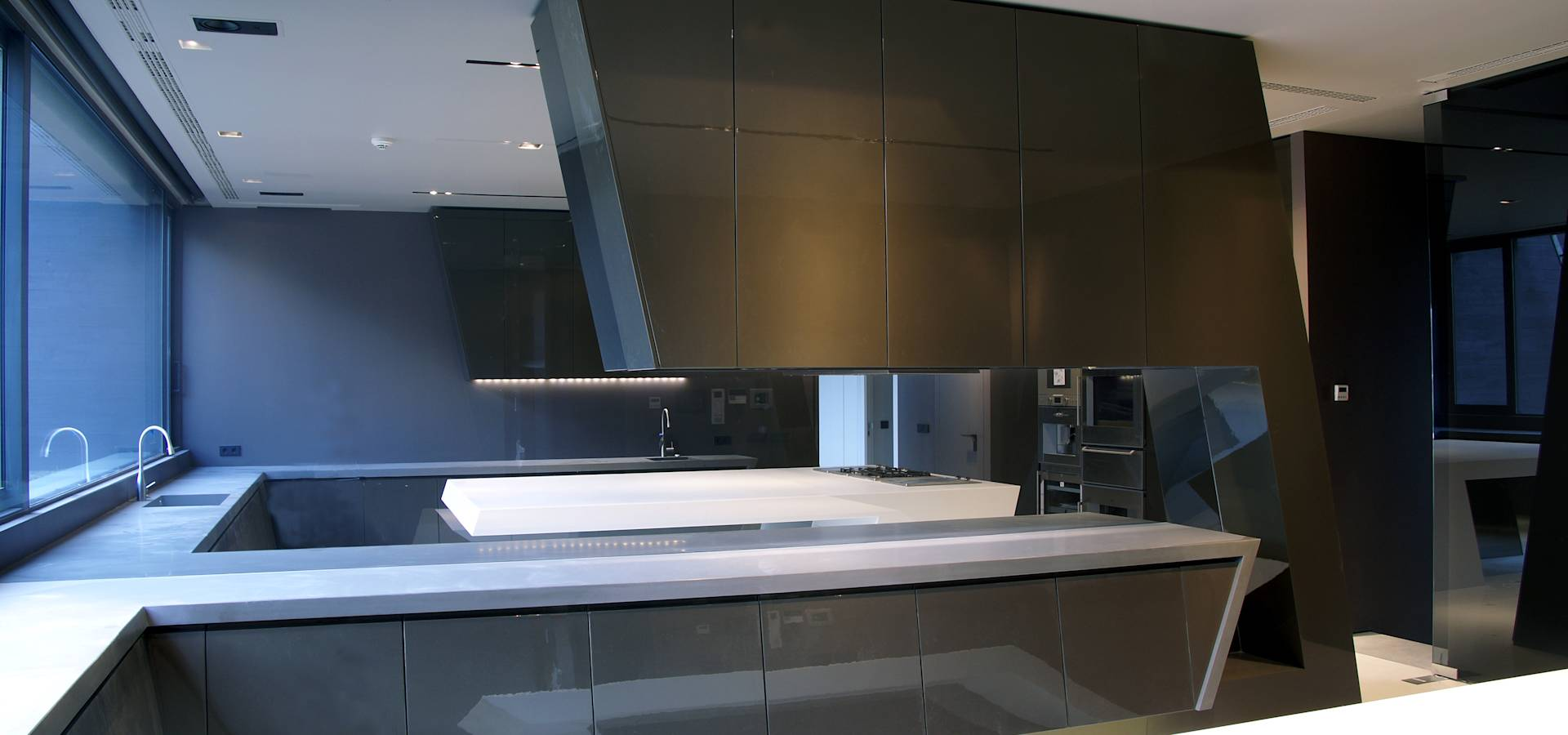 Muebles de cocina aries dise adores de cocinas en madrid - Disenadores de cocinas ...