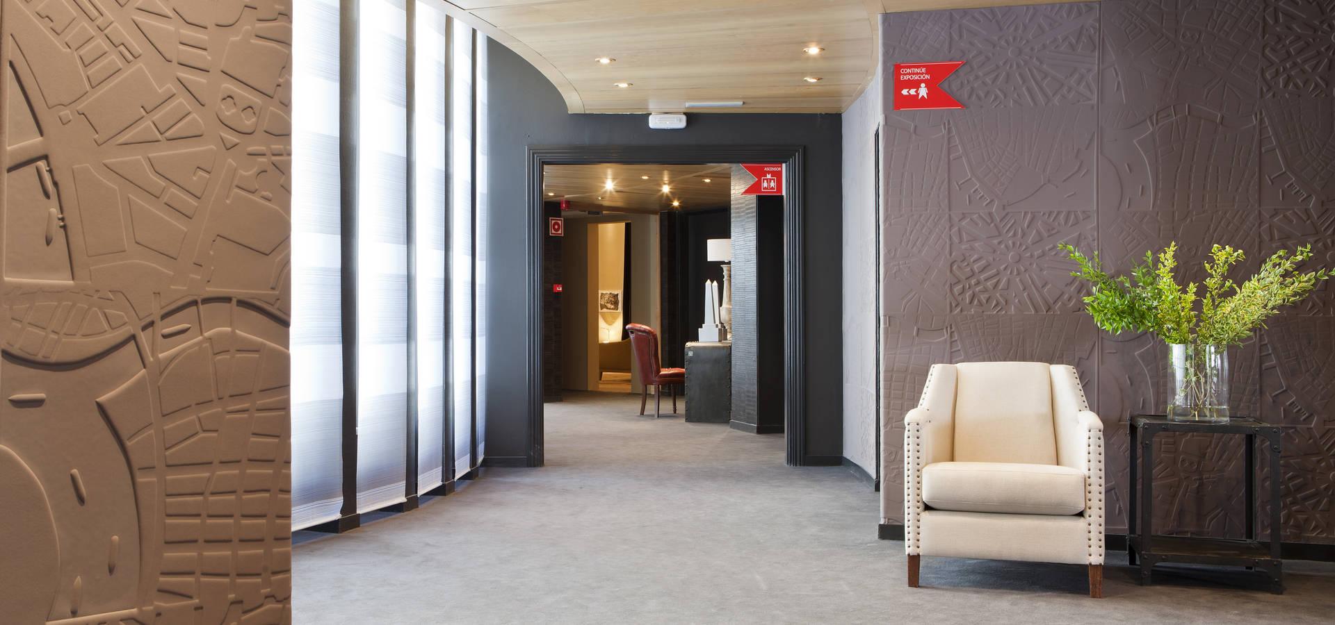Manuel espejo estudio decoradores y dise adores de - Decoradores de interiores en madrid ...