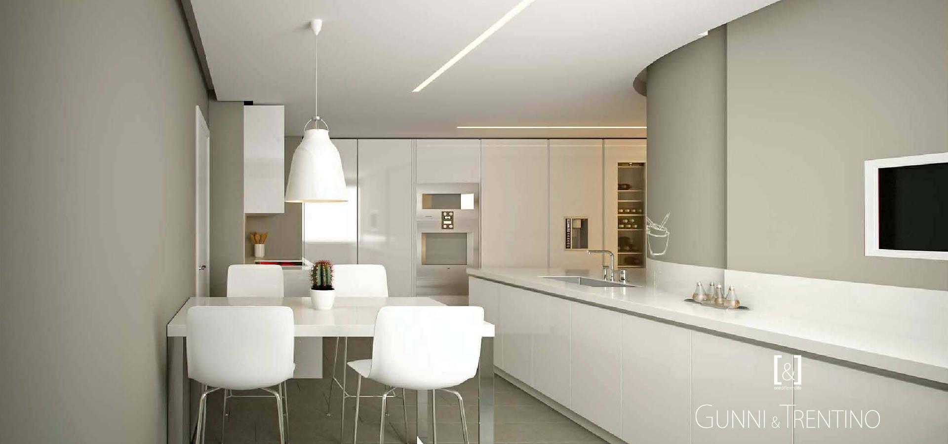 Gunni trentino decoradores y dise adores de interiores for Cocinas gunni madrid