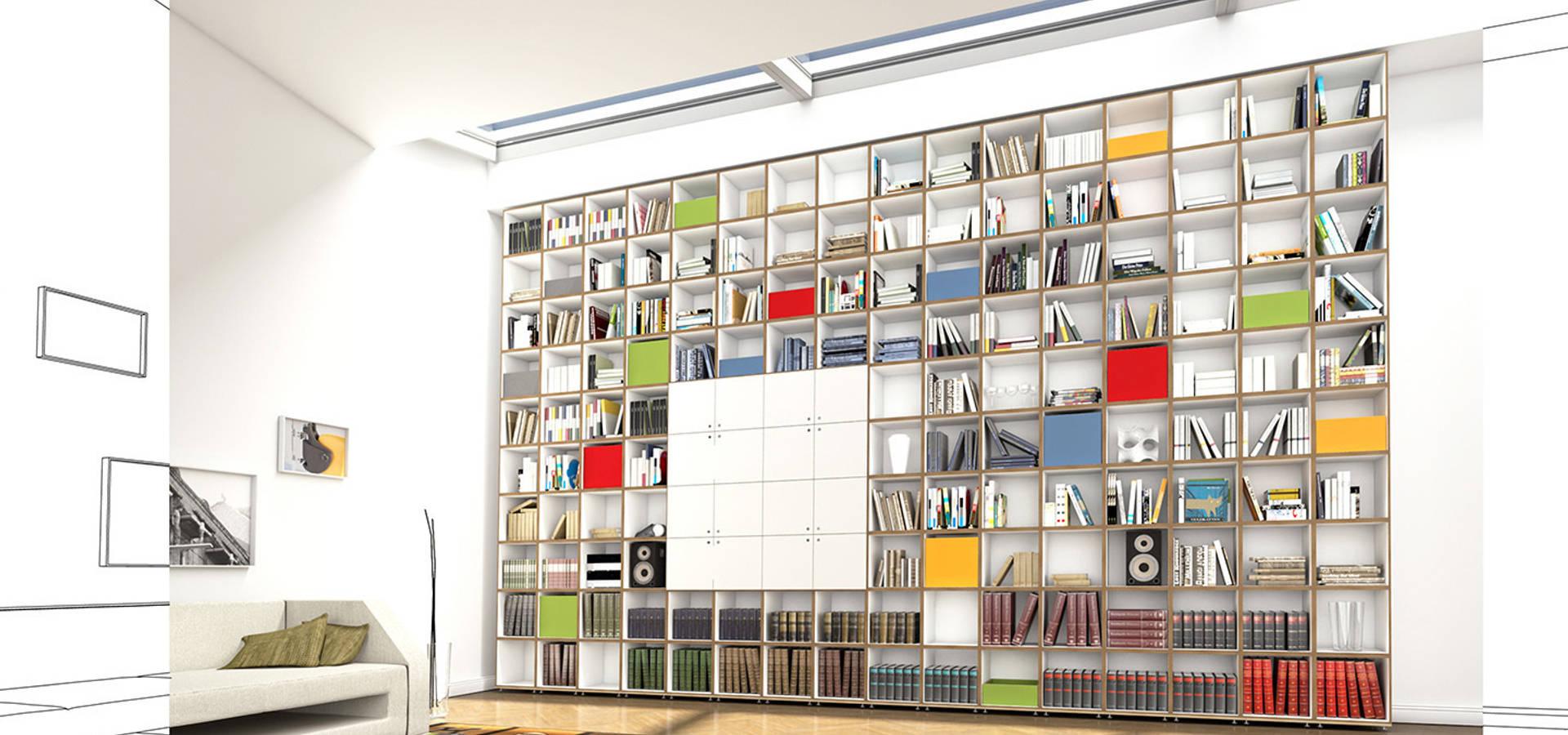 stocubo das modulare regalsystem innenarchitekten in. Black Bedroom Furniture Sets. Home Design Ideas