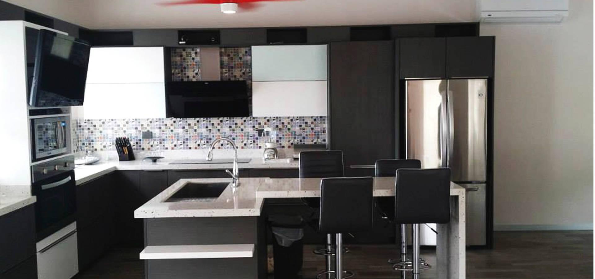 Logar decoraci n dise adores de cocinas en monterrey homify - Disenadores de cocinas ...